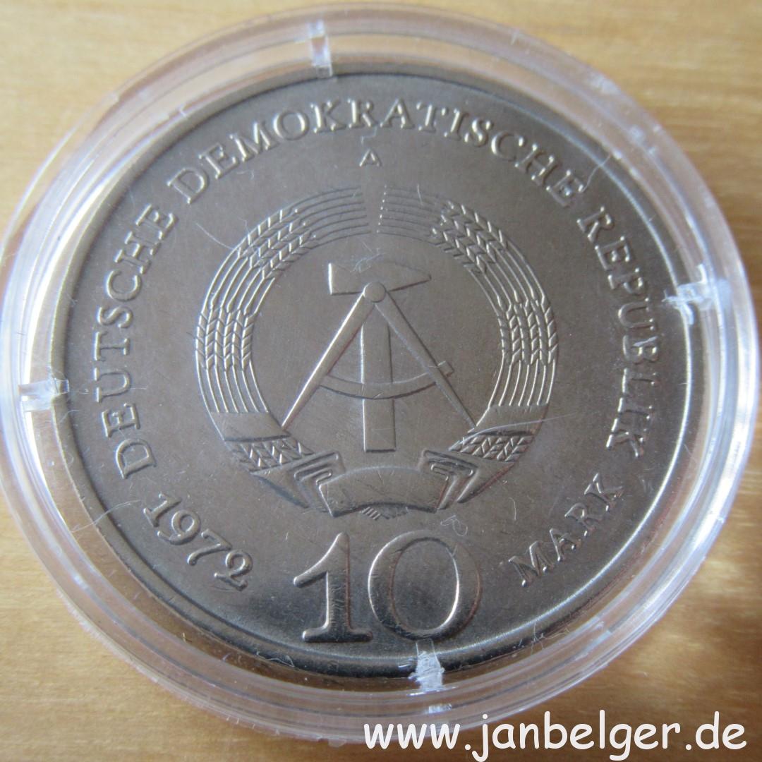 Ddr Münzen Homepage