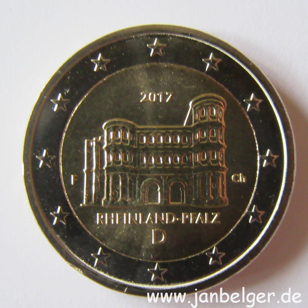 2 Münzen Deutschland Homepage